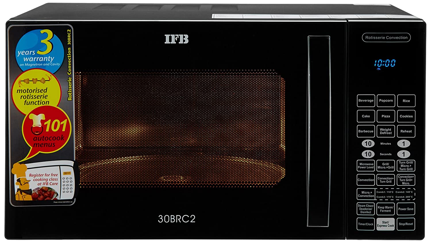 Best Convection Microwave Oven In India 2020 True Indian